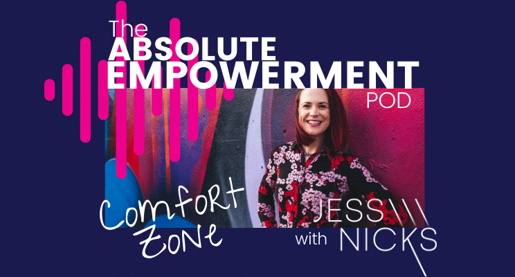 The Absolute Empowerment Pod Comfort Zones